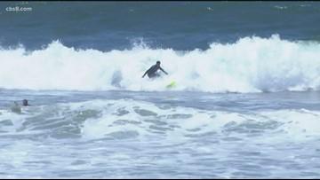 San Diego County issues beach closures due to rainfall