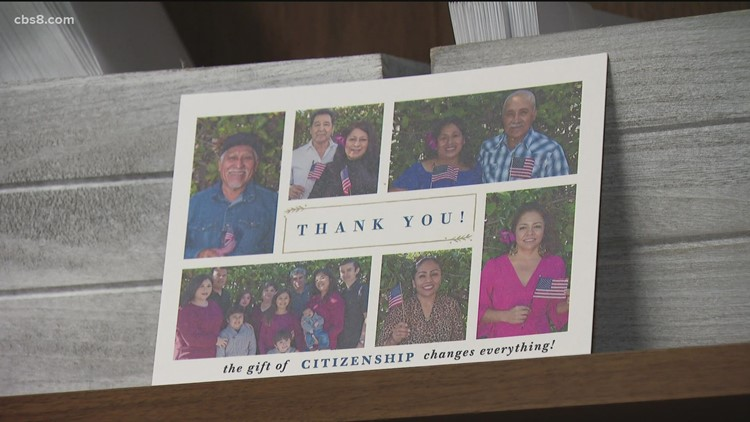 North County nonprofit helps 100 permanent residents complete 'painstaking' naturalization process
