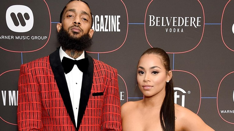 Nipsey Hussle's Longtime Girlfriend Lauren London Mourns His Death: 'I Am Completely Lost'