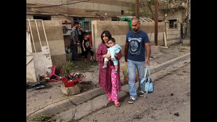 It Kills To Mourn Living >> Iraqi Christians Mourn After Church Siege Kills 52 Cbs8 Com