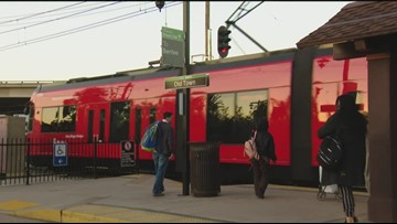 Free transportation on New Year's Eve in San Diego