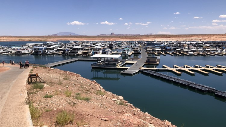 Exceptional Drought: How conserving water could save a town