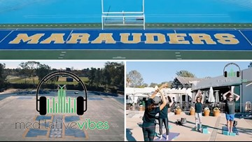 Experience 'Meditative Vibes' while supporting Mira Mesa's High School Football Team