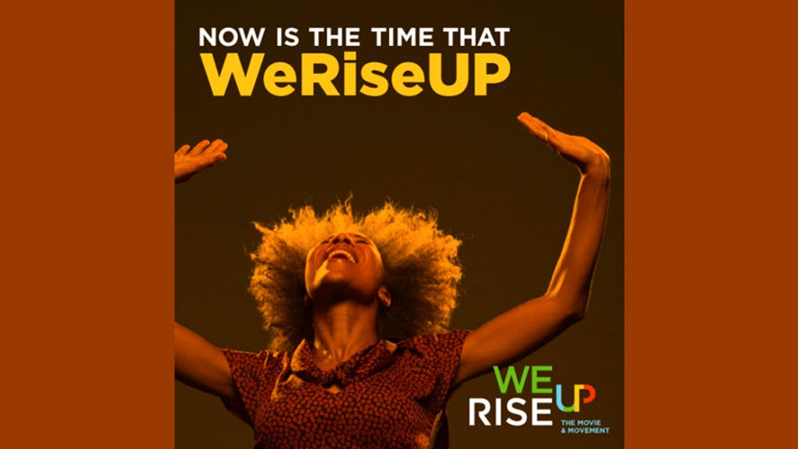 San Diego International Film Festival brings a power film documentary on empathy, finding your voice and your purpose called 'We Rise Up'