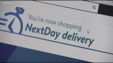 Walmart launches free next day delivery in San Diego