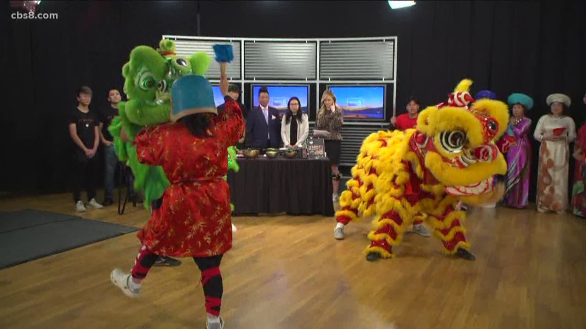 Where to celebrate Chinese Lunar New Year in San Diego