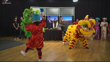 Lunar New Year Festival kicks off this weekend with food, family and fun