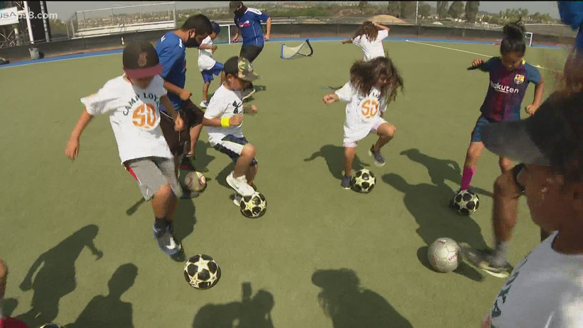 Summer soccer camps just part of SD Loyal's 'authentic' efforts to give back to the community