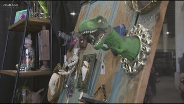 Oddities and Curiosities Expo wows visitors in Del Mar
