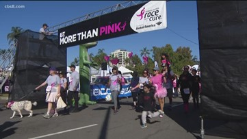 The 2019 Susan G. Komen Race for the Cure steps off in San Diego