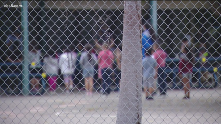 San Diego Unified preparing to reopen for in-person instruction