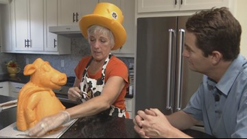 Zevely Zone: Meet the world famous 'Cheese Lady'
