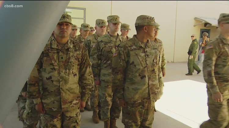 Governor Newsom calls in National Guard troops ahead of the inauguration
