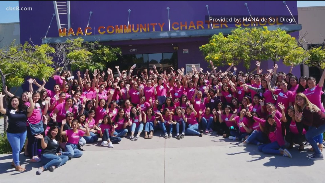 Hermanitas mentorship program