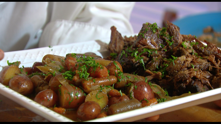 Cooking with Styles: Classic pot roast