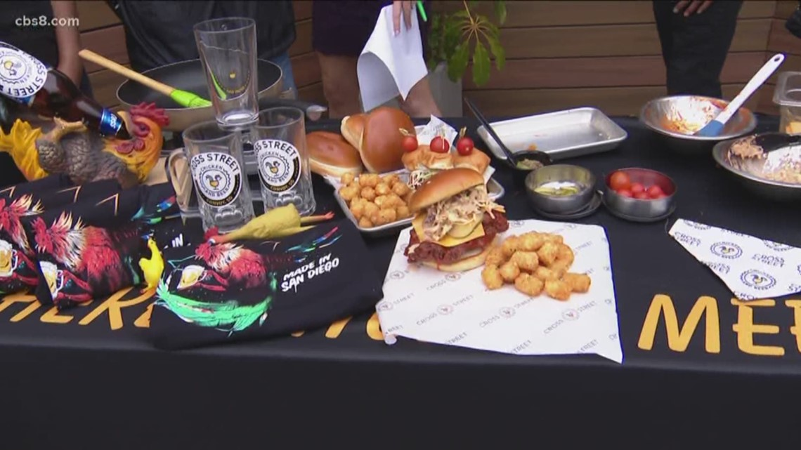 Local eats and brews on display at Mission Valley Craft Beer & Food Festival