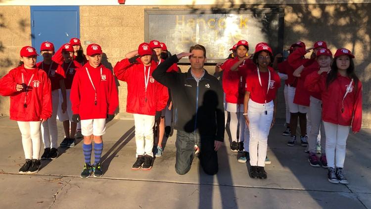 Hancock Elementary Safety Patrol