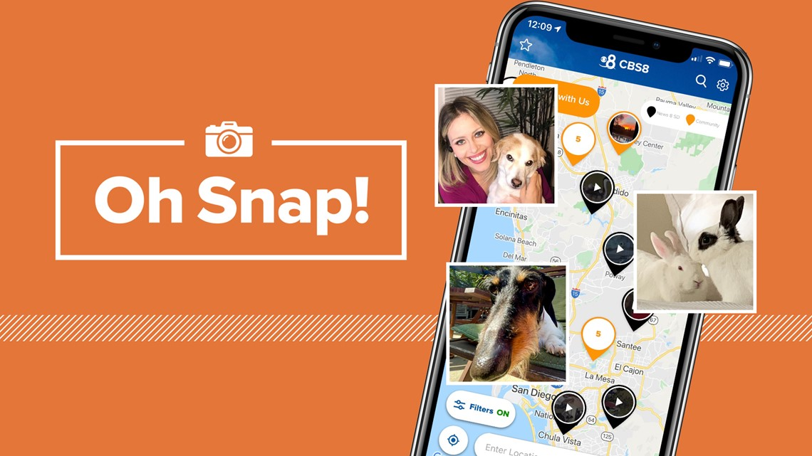 Oh Snap! Share your photos with News 8