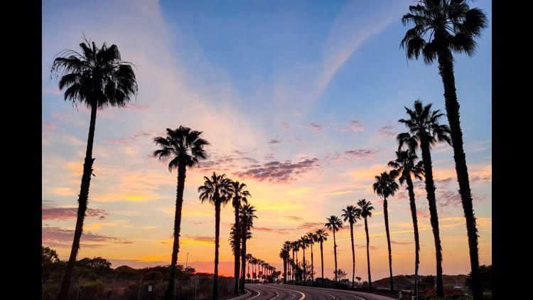 PHOTOS: San Diego weather - July 2021