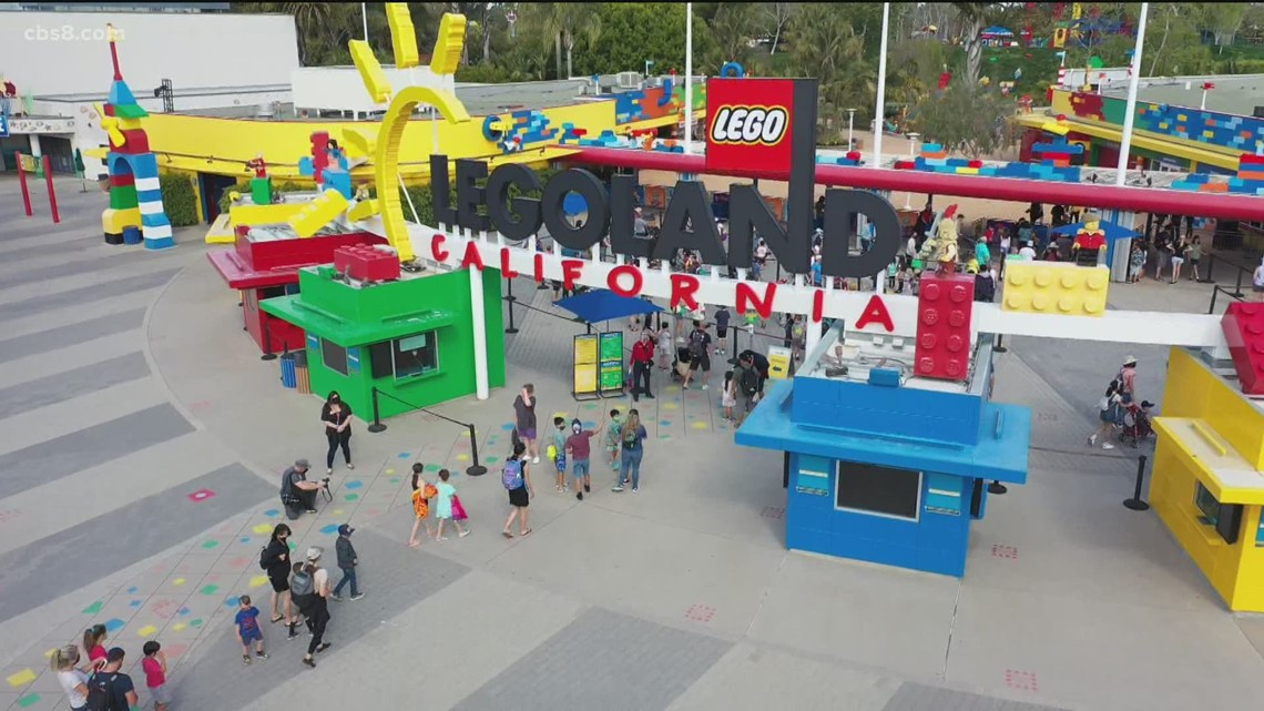 Life's a playground for this Poway theme park-loving family