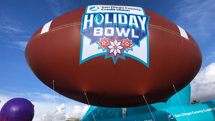 Holiday Bowl in San Diego canceled due to COVID-19 pandemic