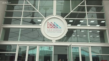 San Diego Convention Center reopens for in-person conferences Sunday