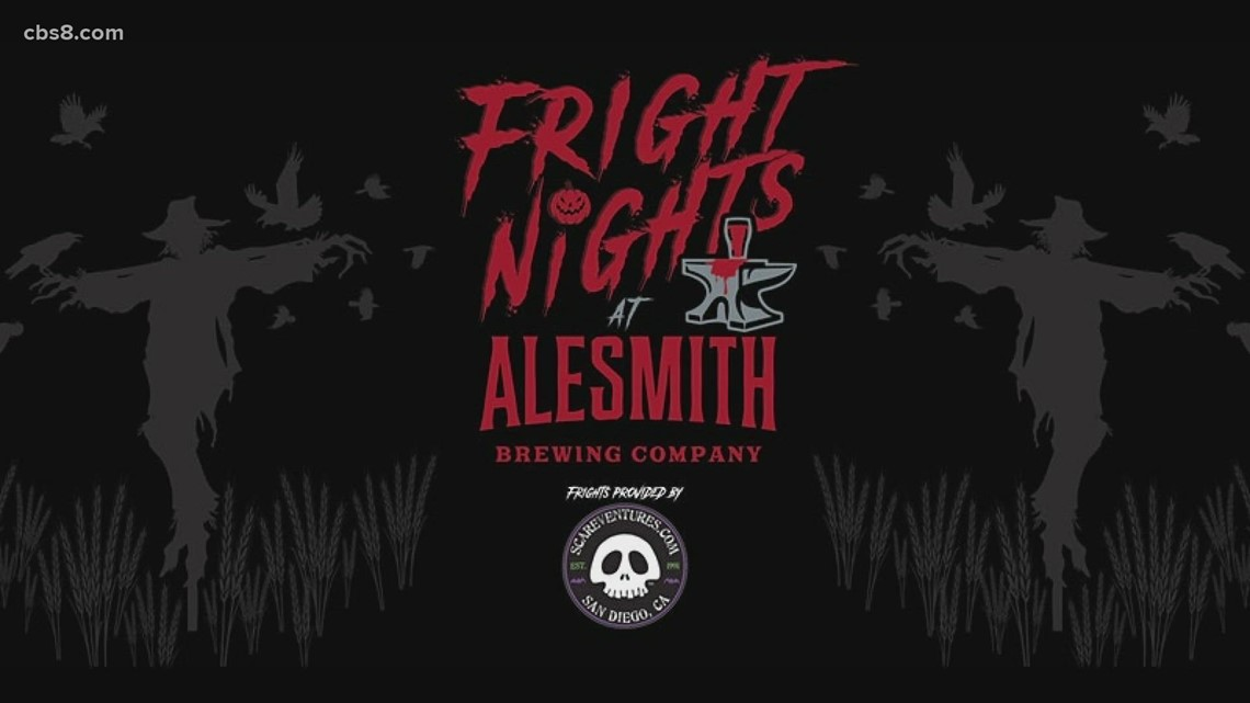 Celebrating Halloween with Friday Nights at Alesmith