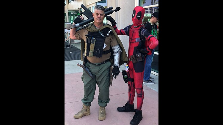 Comic Con 2018 - Wed 001