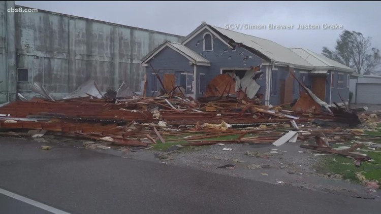 The long term affects of Hurricane Ida