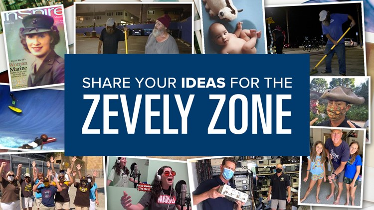 Do you have a story idea for the Zevely Zone?