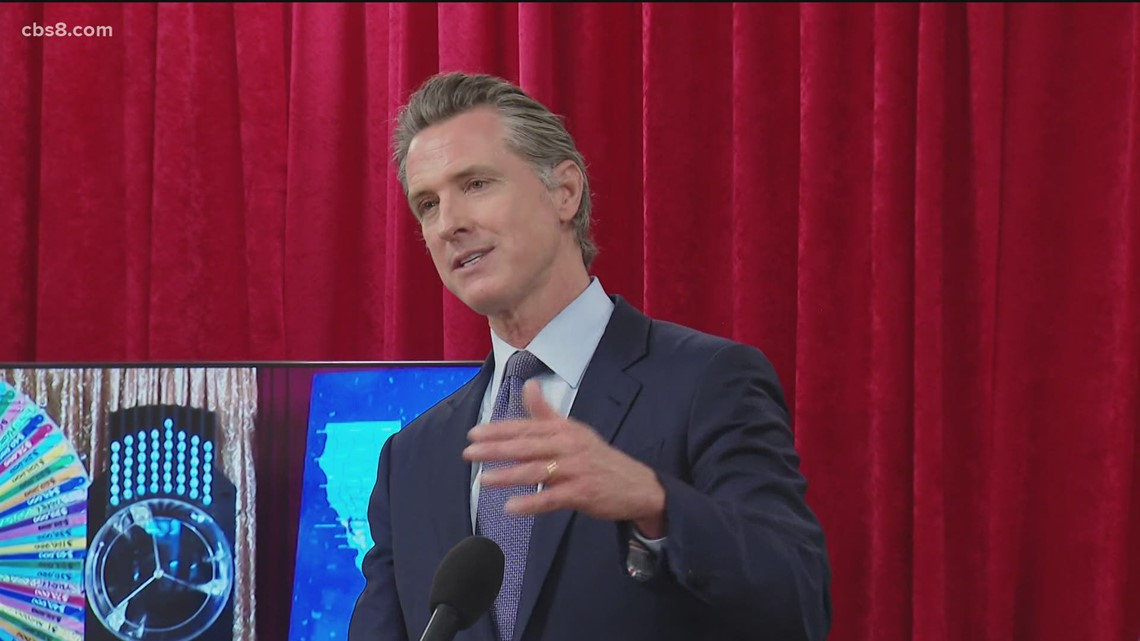 Newsom signs orders to roll back virus rules