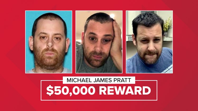 FBI Wanted Fugitive: Michael James Pratt wanted for sex trafficking and child pornography