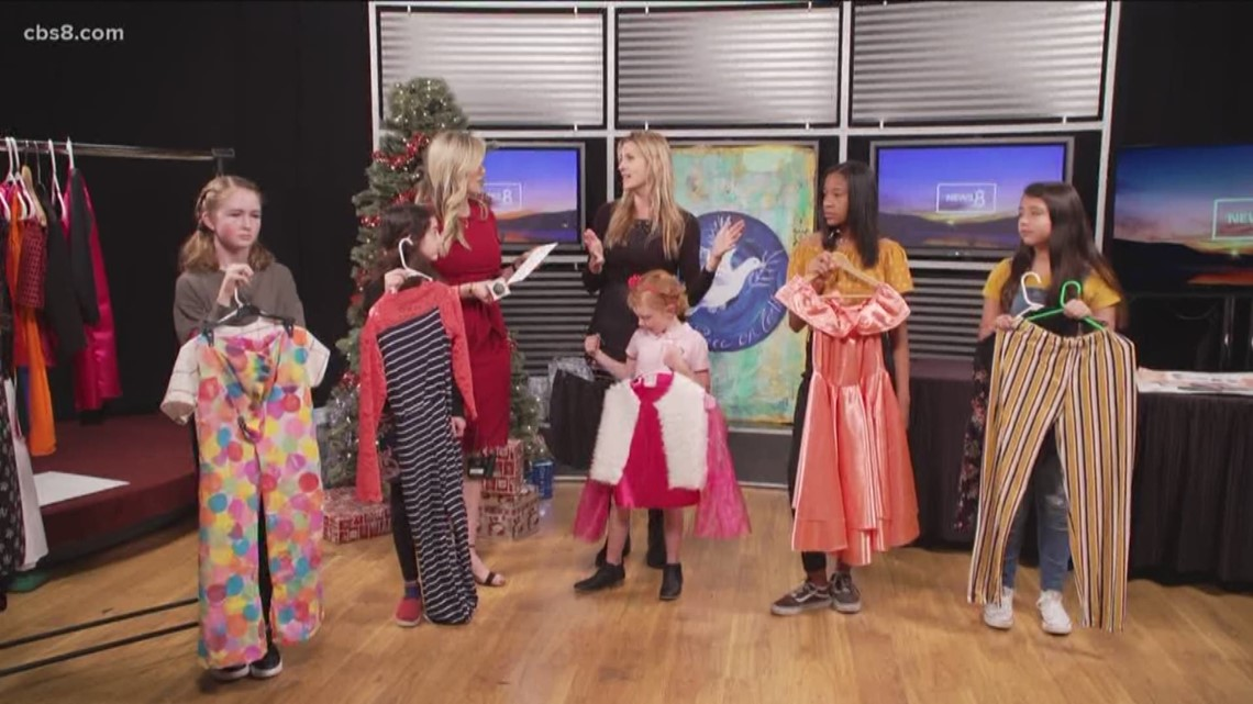 Fashion collections designed by San Diego kids to debut this weekend