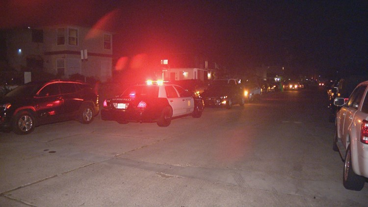 Man seriously injured in Ocean Beach home invasion robbery