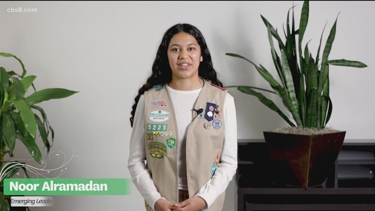 News 8's Marcella Lee honored as San Diego Girl Scouts celebrate local female leaders