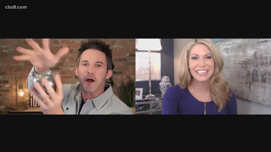 Magician Justin Willman joins The Four to talk about his virtual show