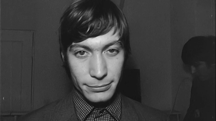Rolling Stones drummer Charlie Watts first played San Diego in 1964