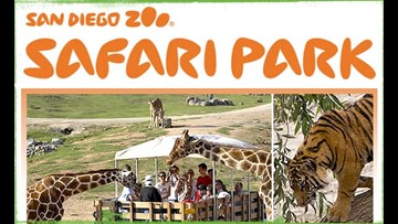 San Diego Zoo Safari Park offers free admission to firefighters in September