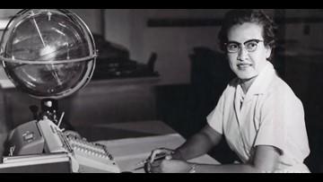 Katherine Johnson, one of NASA's 'Hidden Figures,' dies at 101