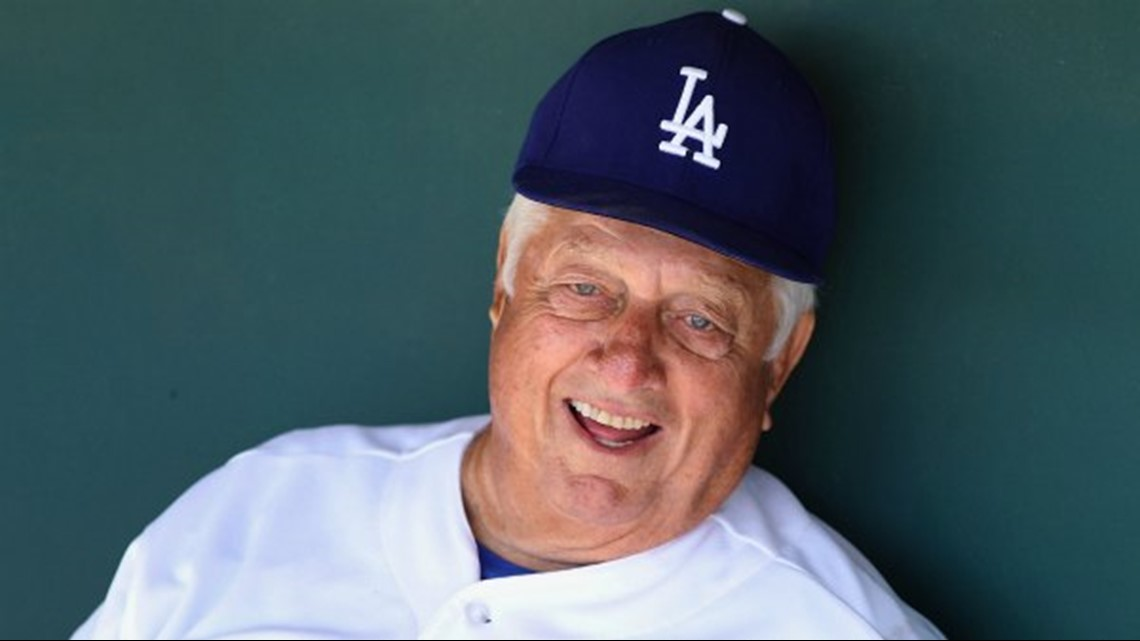 Former Los Angeles Dodgers manager Tommy Lasorda hospitalized in intensive care