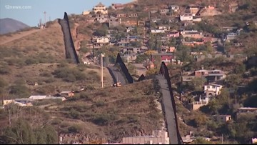 DHS issues waivers for border construction projects in San Diego, Imperial counties