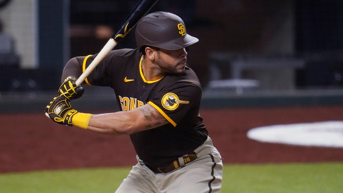 Padres outfielder Tommy Pham sues Midway District club where he was stabbed