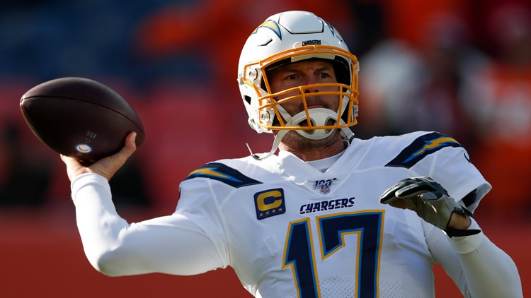 Chargers GM Telesco says he won't make quick decision about Rivers