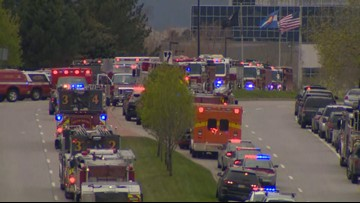 1 student killed, 8 others injured when classmates open fire at STEM School Highlands Ranch near Denver