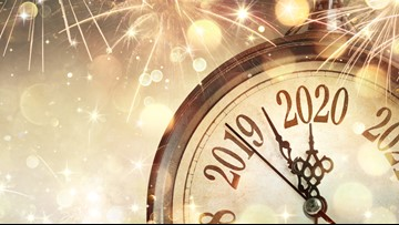 San Diego County closures for New Year's Day holiday