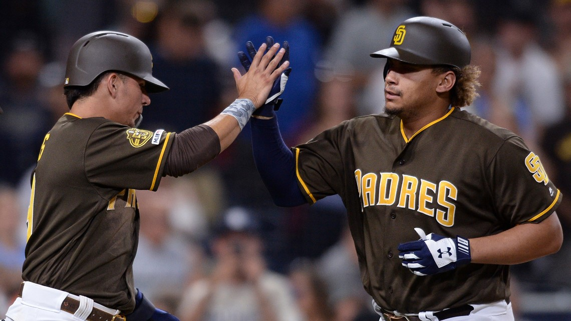 San Diego Padres release 2020 regular-season game schedule