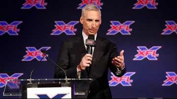 XFL's plans for upcoming season starting to take shape