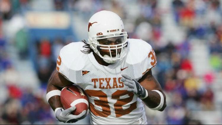 NFL running back Cedric Benson killed in motorcycle crash in Texas