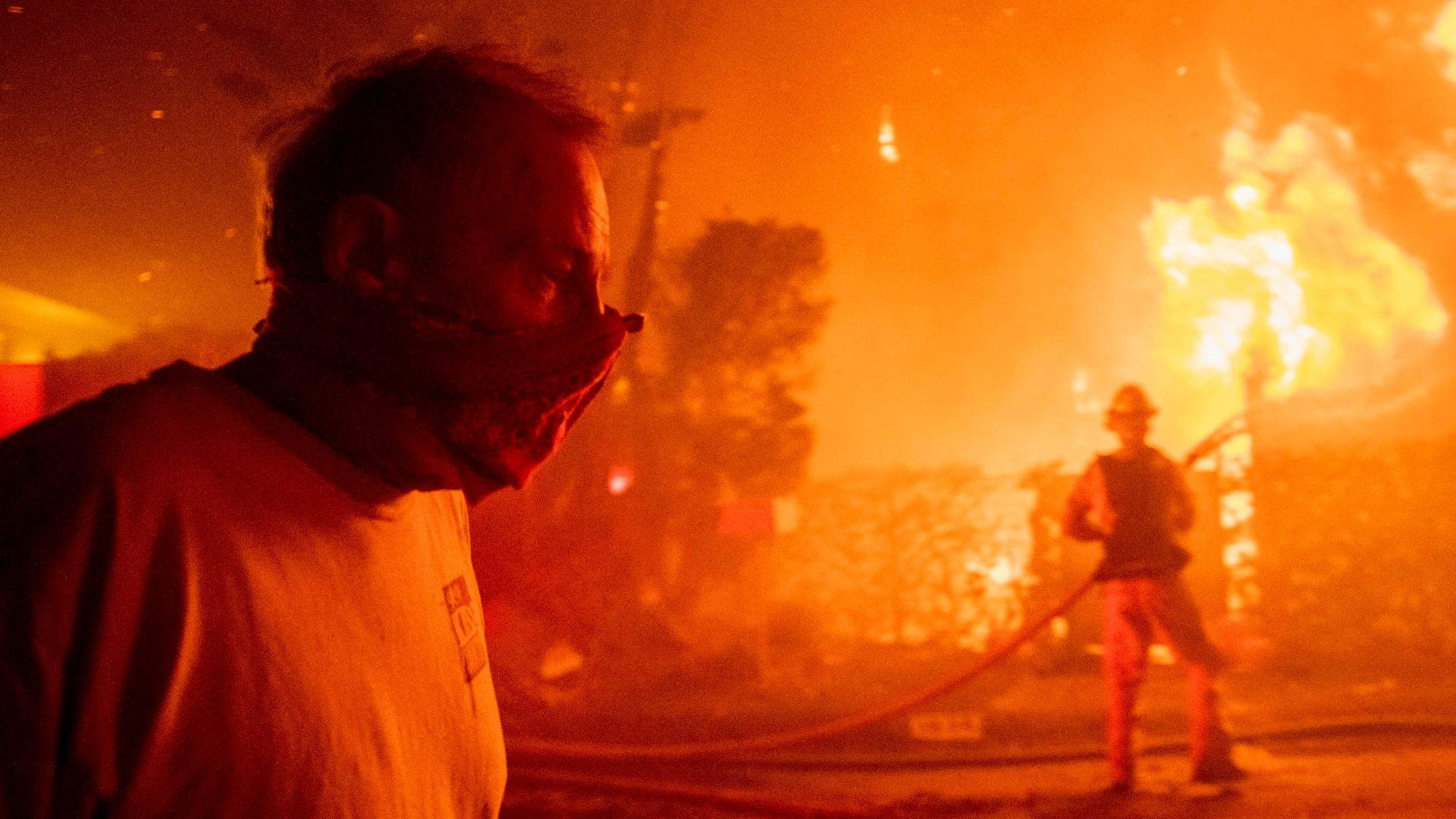 What S Burning Every Active Fire Burning In California Cbs8 Com