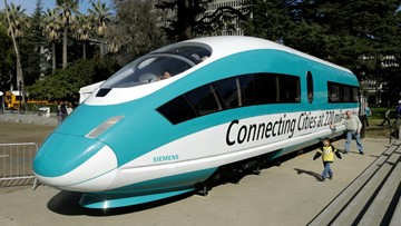 Trump administration pulls $1B for California's high-speed rail project